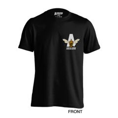 Arrow Hornet Tee Black