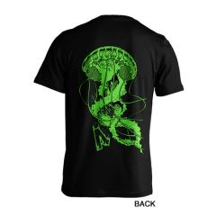 Arrow Jellyfish Tee Black