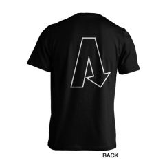 Arrow OG Logo Tee Black