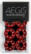 Precision High Speed Bearings Red